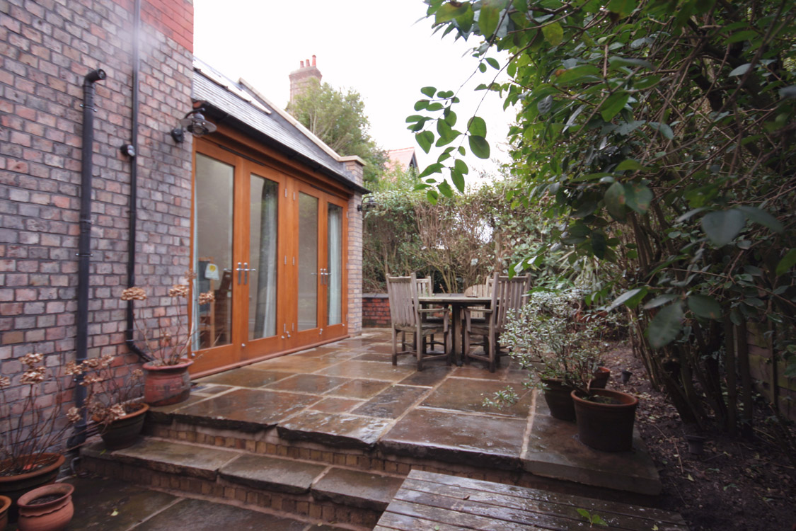 Glass Room in Didsbury, Manchester - Exterior