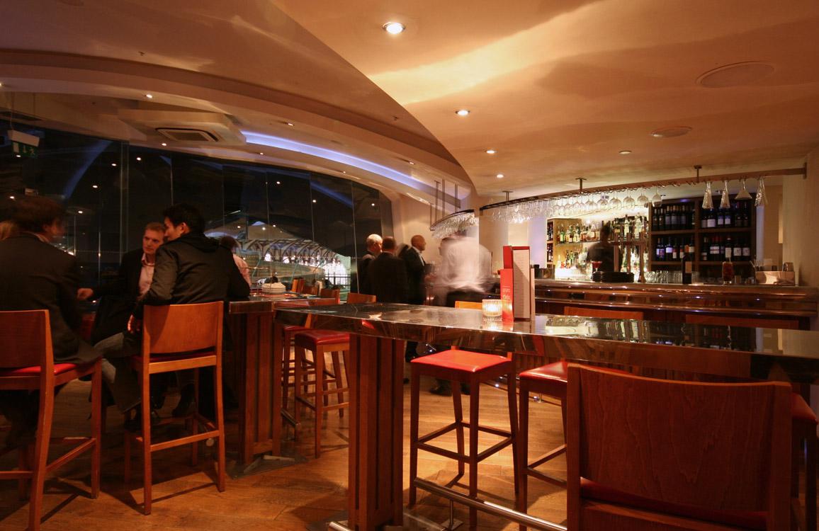 Piccolino Broadgate, London - Bar