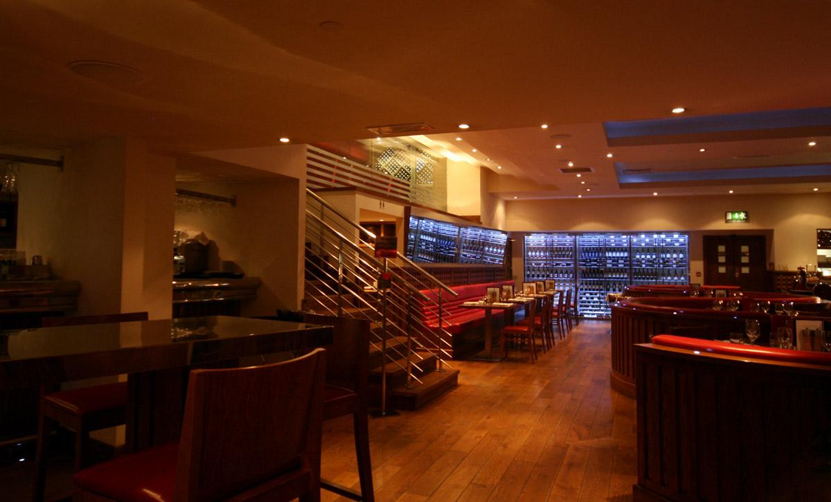 Piccolino Broadgate, London - Restaurant