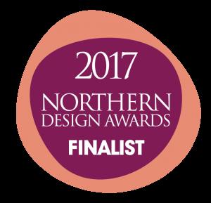 Northern Design Awards Finalist