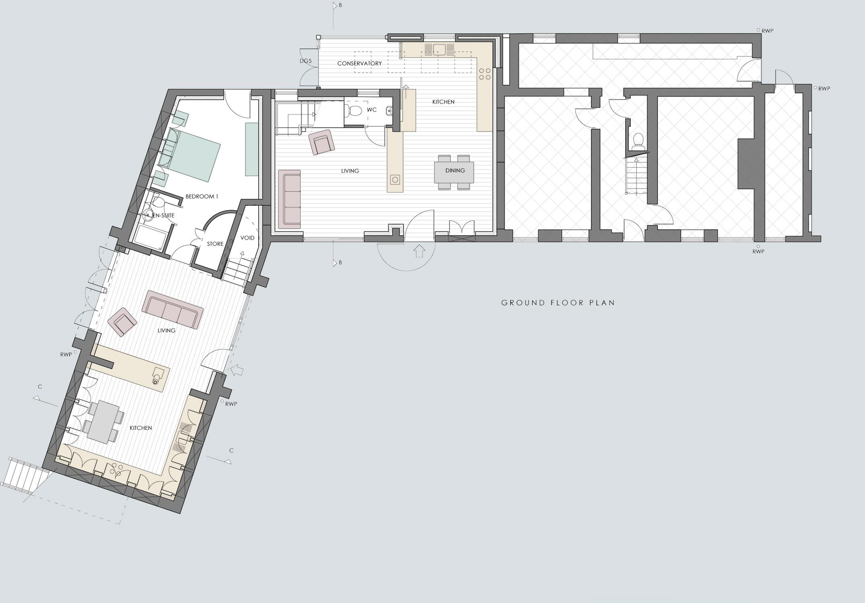 Yew Tree Barns – Fasciato Architects