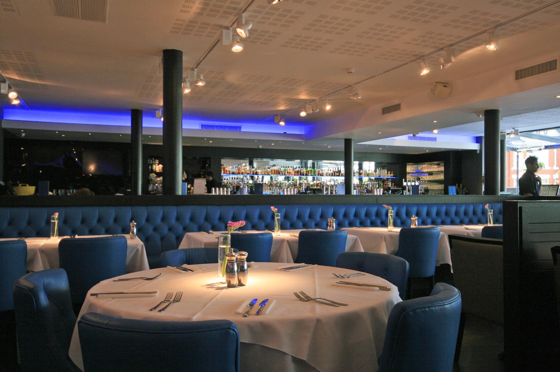 Albert's Restaurant and Bar Worsley - Interior