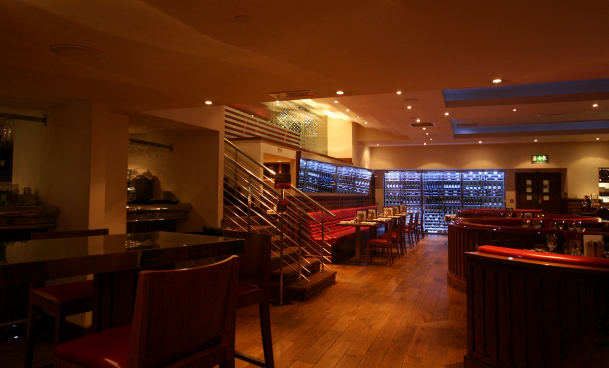 Piccolino Broadgate, London - Restaurant