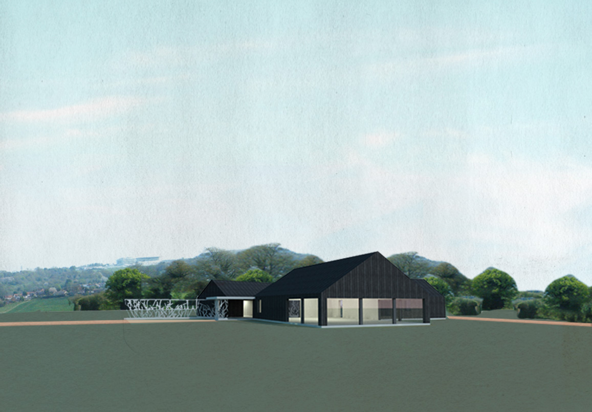 Langley Vale Visitor Hub