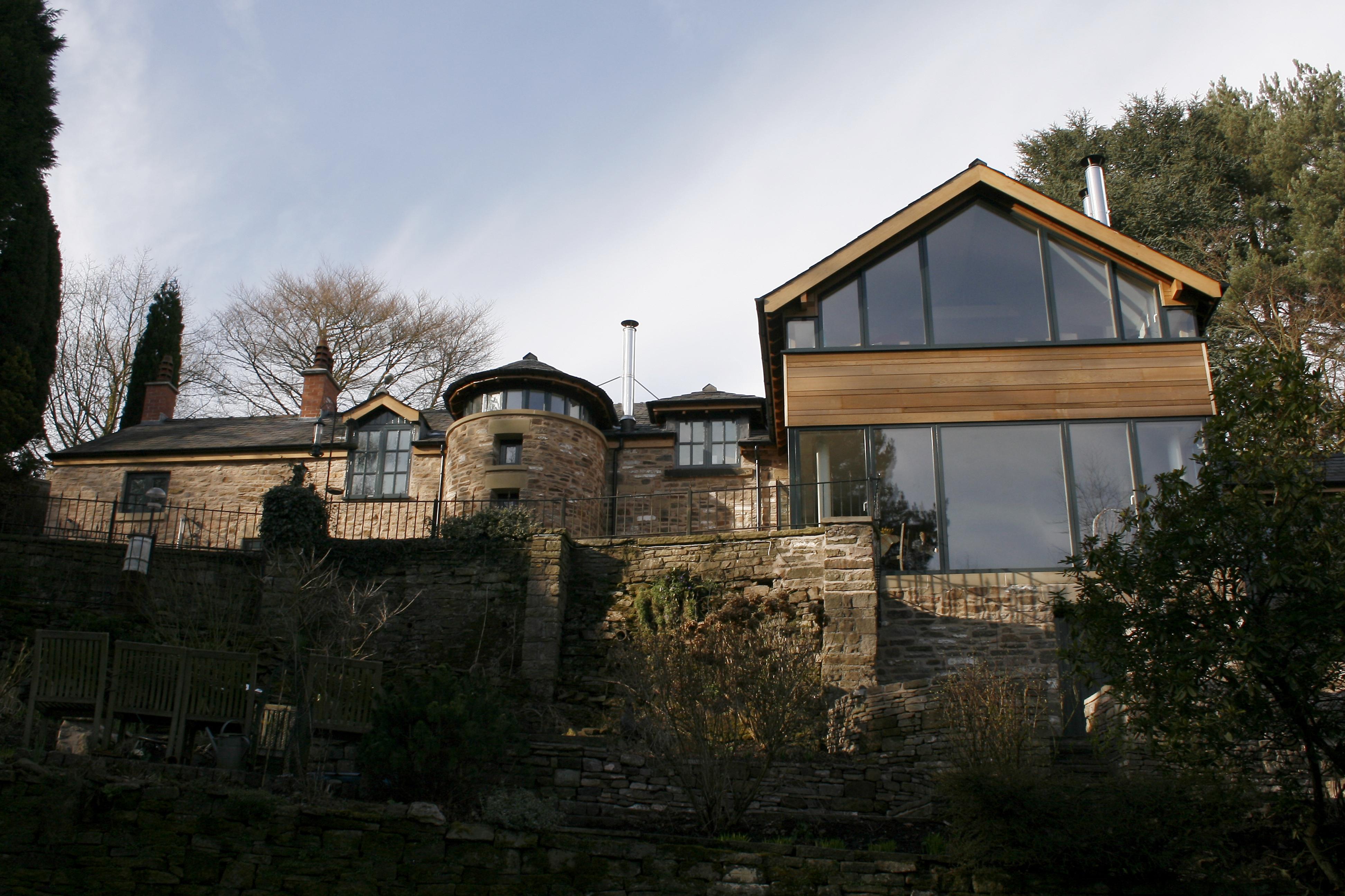 Sanders House External 3